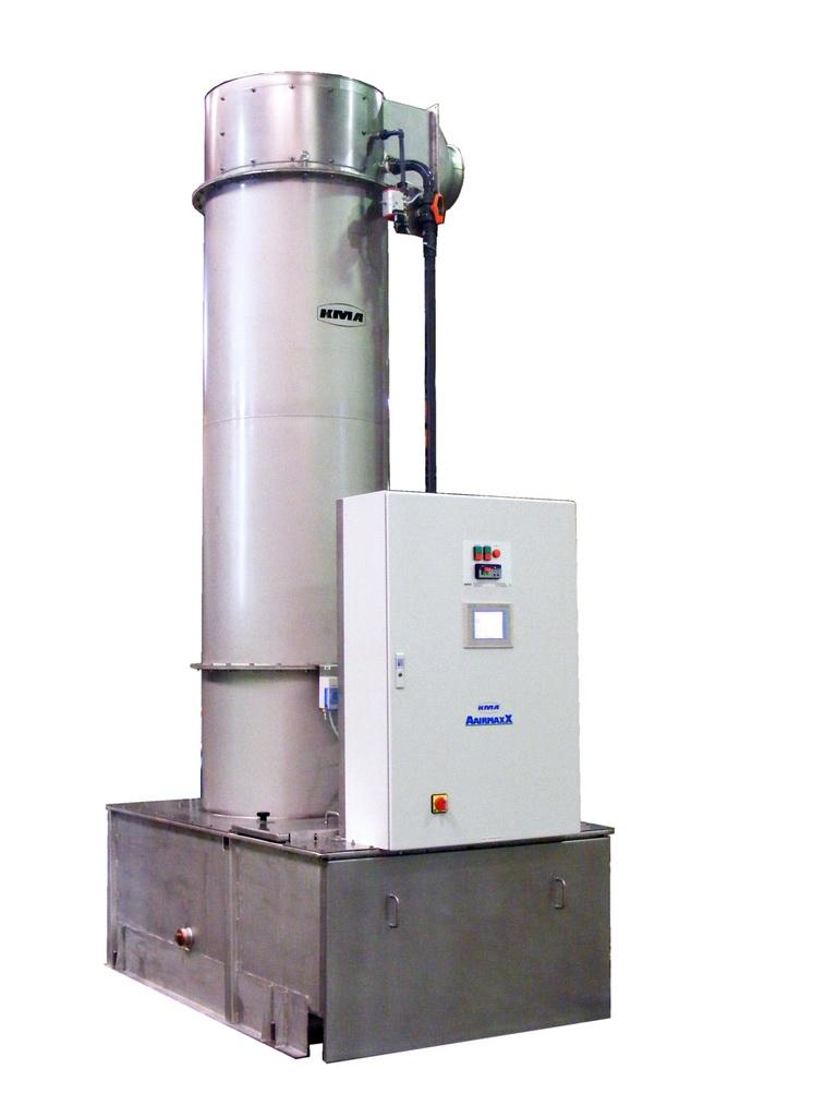 KMA Gaswäscher Lebensmittelindustrie