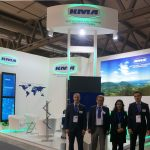 KMA at the exhibition ITMA 2015 in Milano