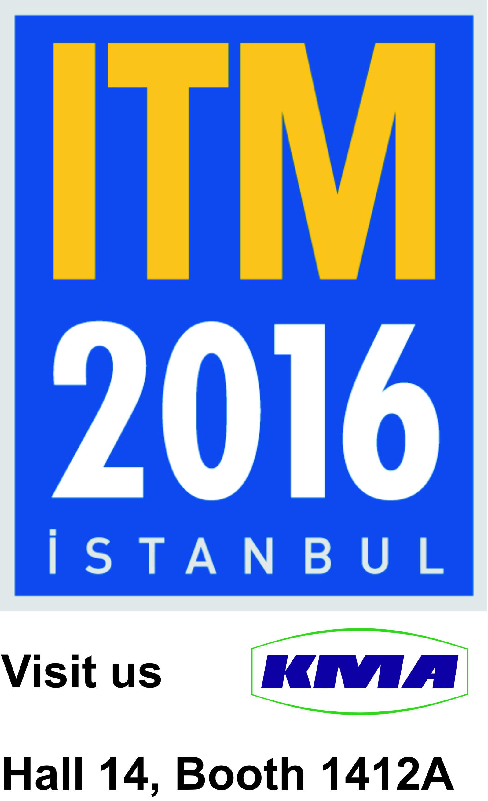 KMA begrüßt Sie auf der ITM 2016