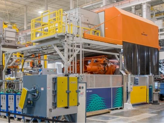 Abluftreinigung in der Gießerei - Energie sparen. Kosten senken.