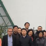 Die Chinesische Deligation zu Besuch bei KMA Umwelttechnik
