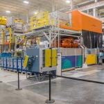 KMA Abluftfilter bei Nemak in der Gießerei installiert