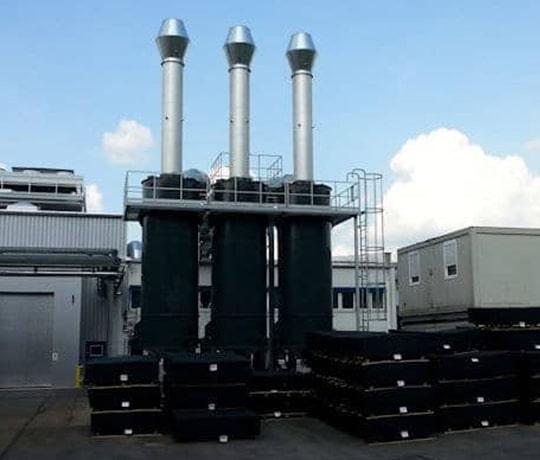Industrielle Gummiverarbeitung in Deutschland
