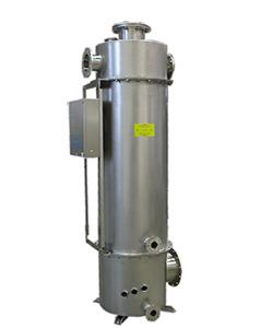 KMA AAIRMAXX® Röhren-Elektrofilter scheiden hochwirksam grobe und feine Partikel, Feststoffe sowie Flüssigkeitströpfchen aus der Luft ab.