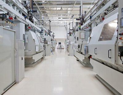 KMA bietet Abluftlösungen für CNC-Maschinen an