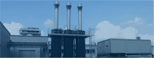 Das Gummiwerk Kraiburg installiert ein KMA Hybridfiltersystem bestehend aus Elektrofilter, Wärmetauscher und Feinkohlefilter.