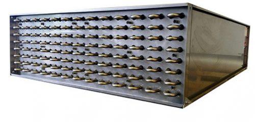 Der KMA Wärmetauschers ermöglicht während der Abluftreinigung die Rückgewinnung von Prozesswärme.
