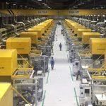 Großproduktion mit KMA ULTRAVENT Systemen ausgestattet