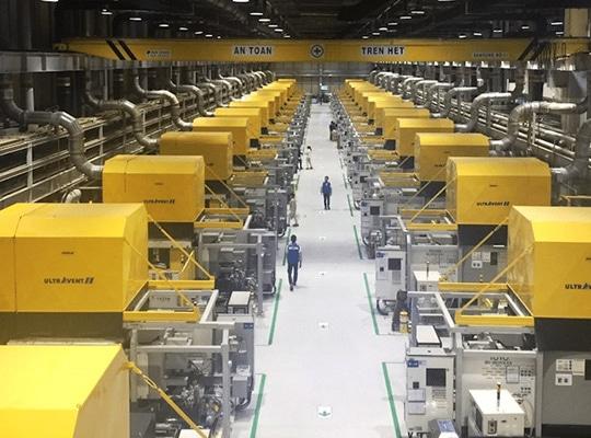 Über 2.500 Filteranlagen montiert weltweit.
