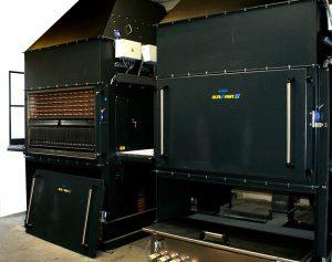 KMA ULTRAVENT Anlage mit Wärmetauscher und Elektrofilter