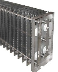 KMA Ultravent Elektrofilter Isolatoren