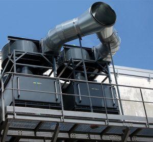 Abluftbetrieb mit integrierter Wärmerückgewinnung