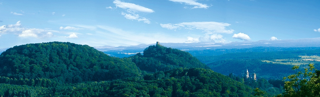 Aus dem Siebengebirge in die gesamte Welt. Bei Bonn werden die Anlagen von KMA gefertigt und in die gesamte Welt versandt.