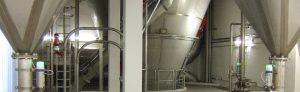 Das offene röhrenförmige Design verhindert das Verkleben der Filteranlage