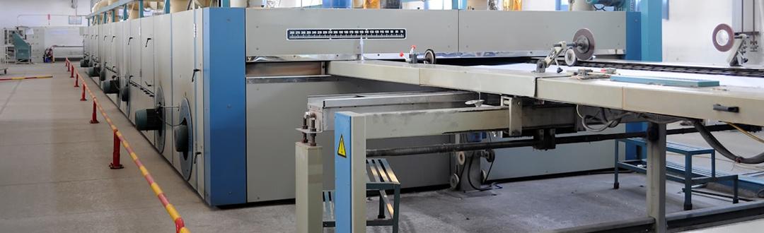 KMA fertigt als Komplettlösungsanbieter Abluftreinigungsanlagen für die Textilindustrie.