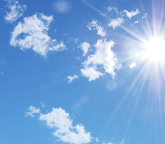 Hohe Luftqualität gemäß gesetzlicher Anforderungen