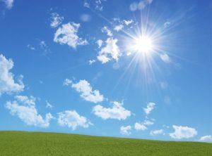 Reine Luft ohne Abluftbelastung