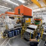 KMA Ablufttechnik beim Kunden Nemak in der Slowakei