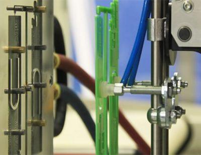 Herstellung eines Kunststoffteils mittels Spritzgussherstellung
