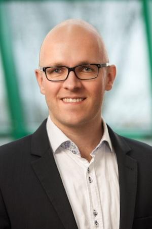 Hannes Berteit, Vertrieb Textil bei KMA Umwelttechnik