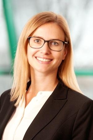 Lena Arenz, Marketing und Kommunikation bei KMA