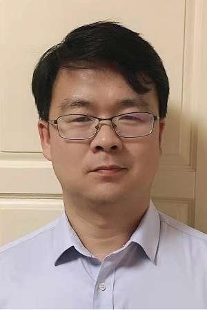 Philip Zhang, Sales Manager KMA China
