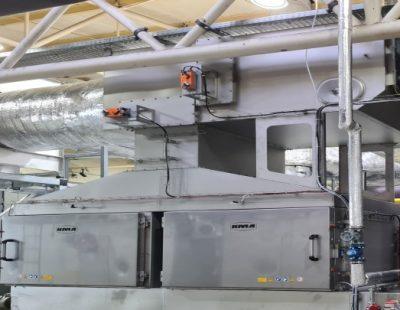 Abluftfiltersysteme und Wärmerückgewinnung für die Industrie